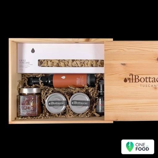 Geschenkbox Pasta 1